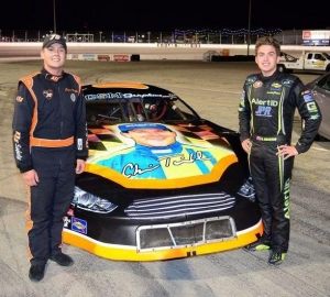 Gragson, Gafforini earn NASCAR Super Late Model wins at Chris Trickle Classic