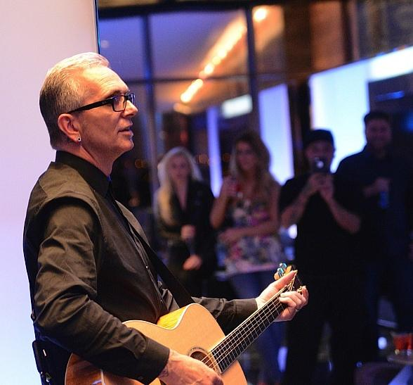 Everclear Lead Singer Art Alexakis Celebrates Birthday at Red Rock Casino Resort & Spa