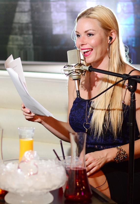 "Co-host Christina ""CC"" Christensen"