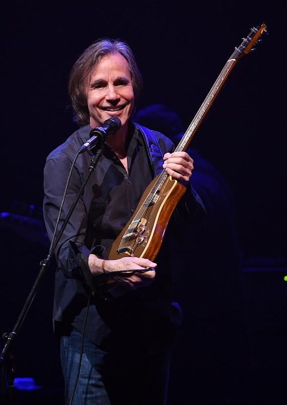 Jackson Browne performs at The Pearl at Palms Casino Resort