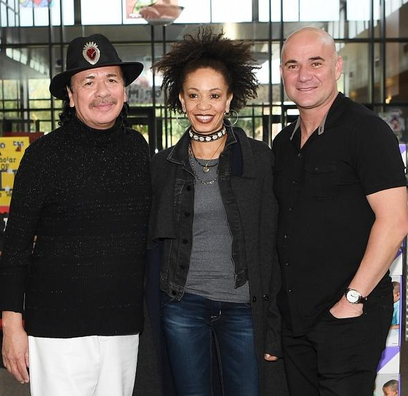 Carlos Santana, House of Blues and The Milagro Foundation to Fund Research Project at Agassi Prep