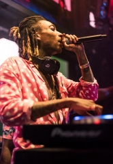 DJ Daddy Kat aka Wiz Khalifa at Marquee Nightclub Monday for Official PROJECT Party