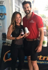 "Dan Cox of ABC's ""The Bachelorette"" Hosts Nutrition Workshop at XCYCLE Las Vegas"