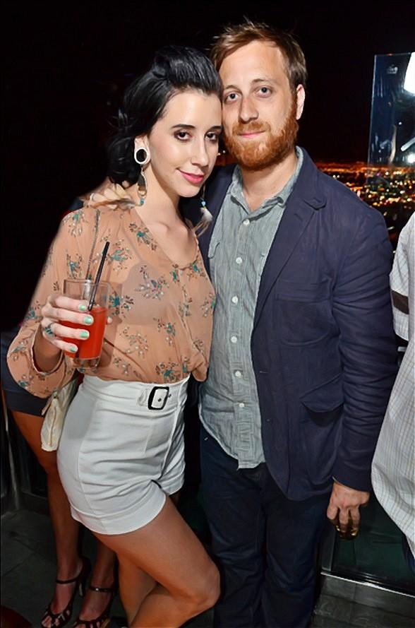 Daniel Auerbach, Lead Singer of The Black Keys, at Ghostbar in Palms Casino Resort