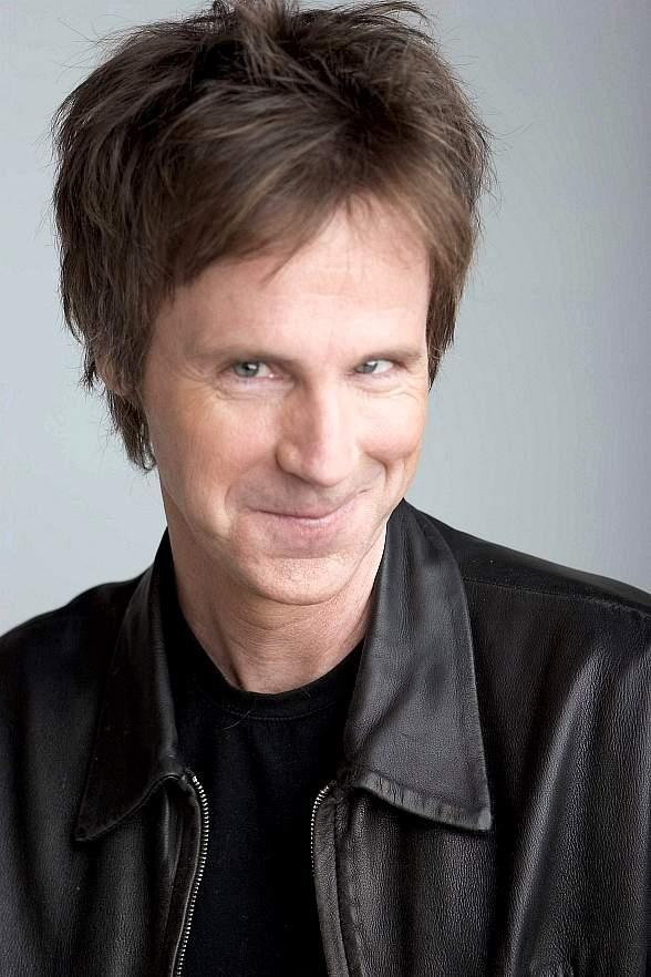 Witty impressionist actor and comedian dana carvey returns to the