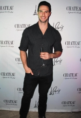 """Bachelor in Paradise"" Star Daniel Maguire Parties the Night Away at Chateau Nightclub and Rooftop"