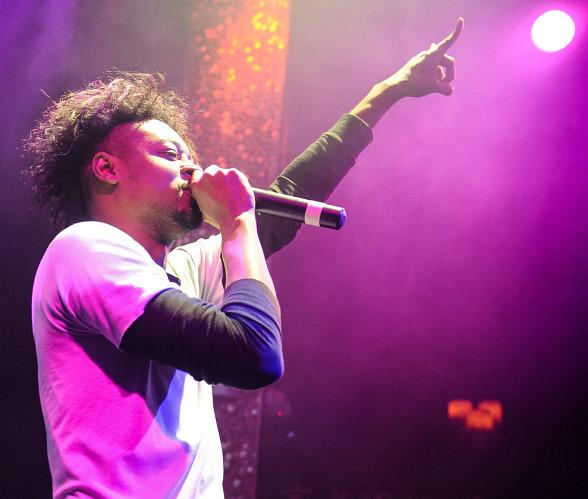 Danny Brown Kicks Off MAXIM Music Weekend at TAO's Worship Thursday
