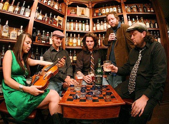 Celebrate St. Patrick's Day at Fremont Street Experience with Five Days of Live Music