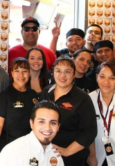 2nd Annual Fat Bar & FatBurger Holiday Give Back to The Shade Tree