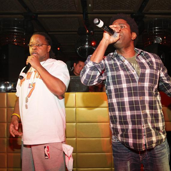 Das EFX performs at LAVO