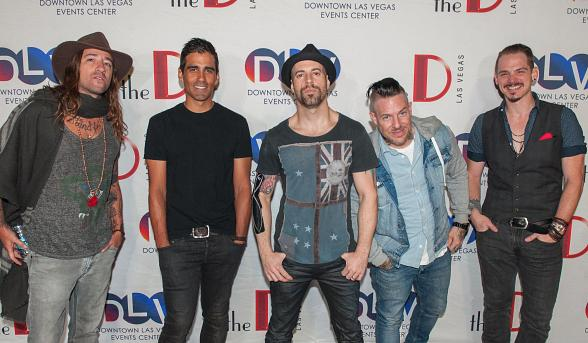 Multi-Platinum Band Daughtry Rocks Downtown Las Vegas Events Center