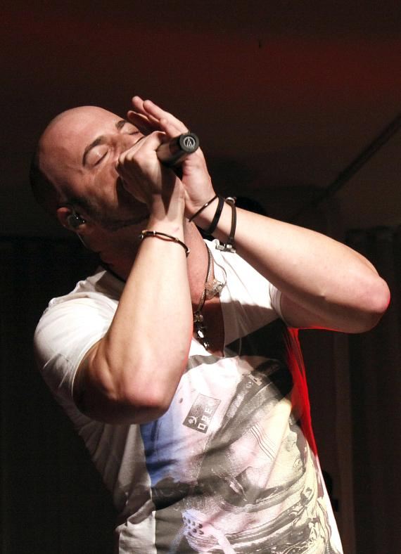Daughtry performance at PURE