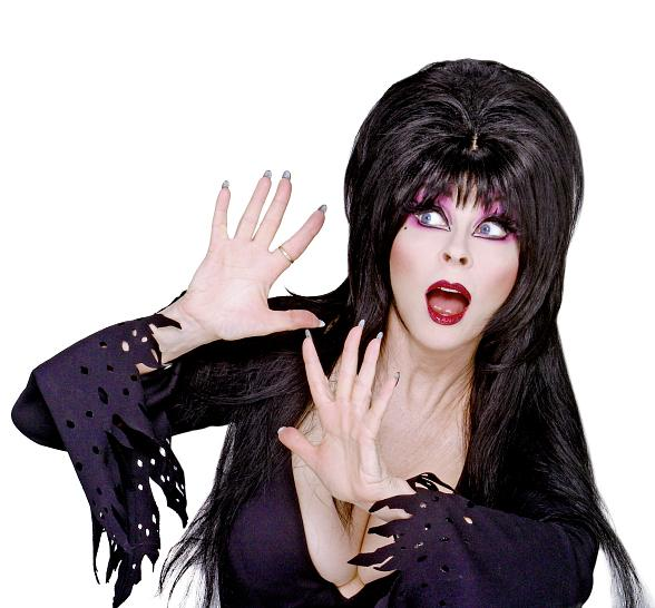 Queen of Halloween Elvira to Make Special Appearance at Fright Dome Grand Opening Weekend