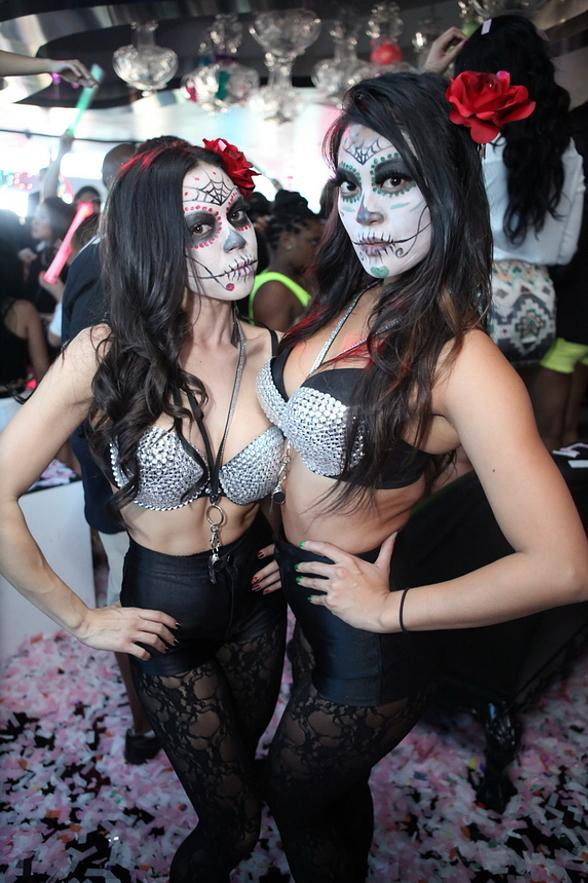 Ghostbar at Palms Casino Resort to Give Away Over $25,000 in Cash and Prizes at Halloween Costume Parties