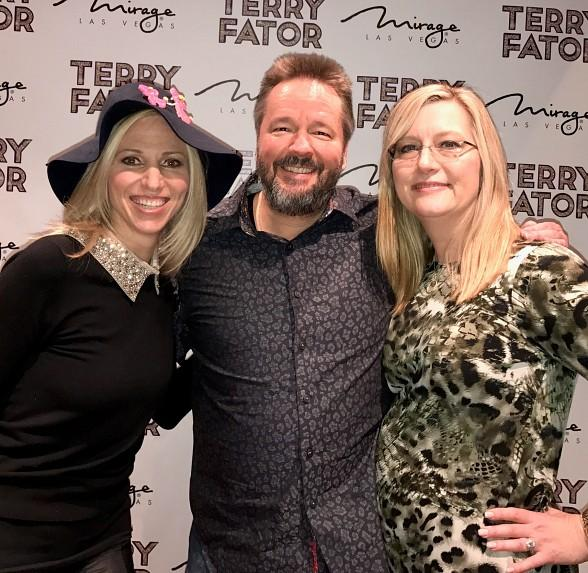 Pop star Debbie Gibson attends Terry Fator's
