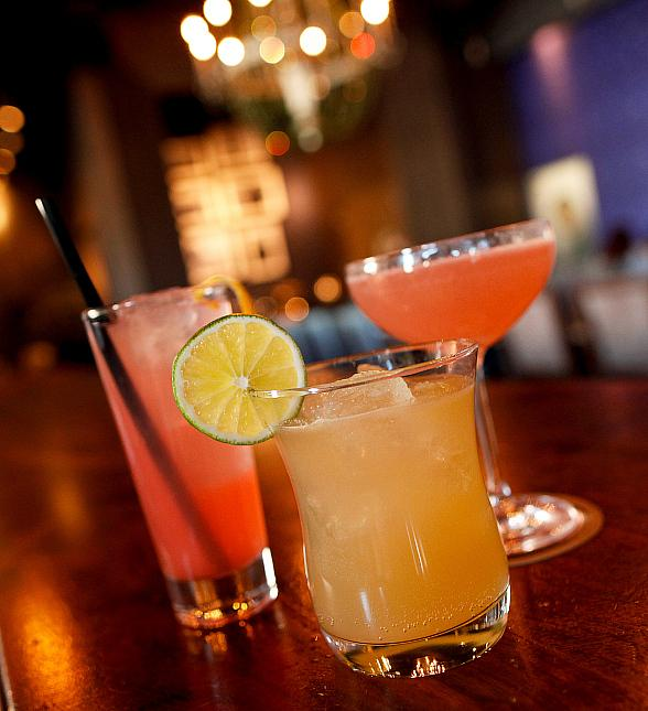 Def Leppard Cocktails at Culinary Dropout