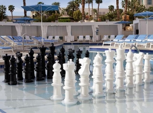 Delano Beach Club Now Open for 2015 Las Vegas Pool Season