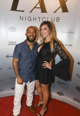 "LAX Nightclub Presents Demetrious ""Mighty Mouse"" Johnson's Official After-Fight Party"