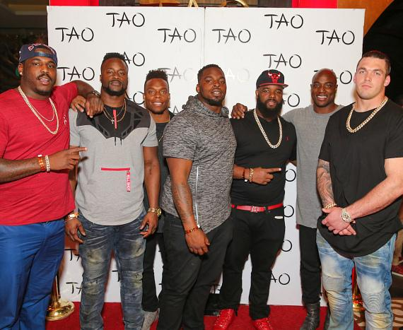 Denver Broncos Championship Celebration at TAO