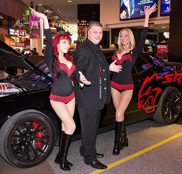 """Win Derek's HELLCAT!"" 2015 Dodge Challenger SRT HELLCAT Contest at the D Las Vegas"