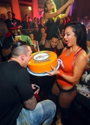 Denver Broncos Celebrate NFL Championship at TAO Nightclub in The Venetian Las Vegas