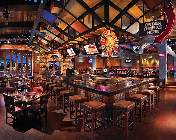 Celebrate Mardi Gras & National Margarita Day at Diablo's Cantina at Monte Carlo Resort & Casino in Las Vegas
