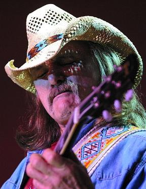Dickey Betts &amp; Great Southern to Perform at Cannery Casino March 10
