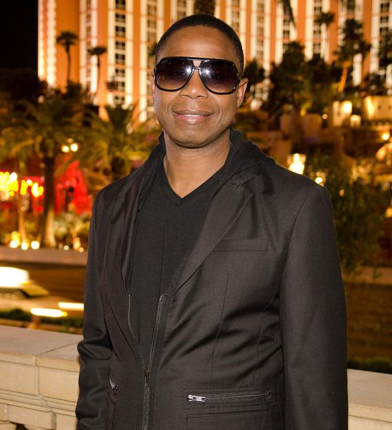 Doug E. Fresh on LAVO terrace