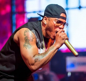 Grammy Award-winning Rapper Nelly performs at Drai's Nightclub in Las Vegas