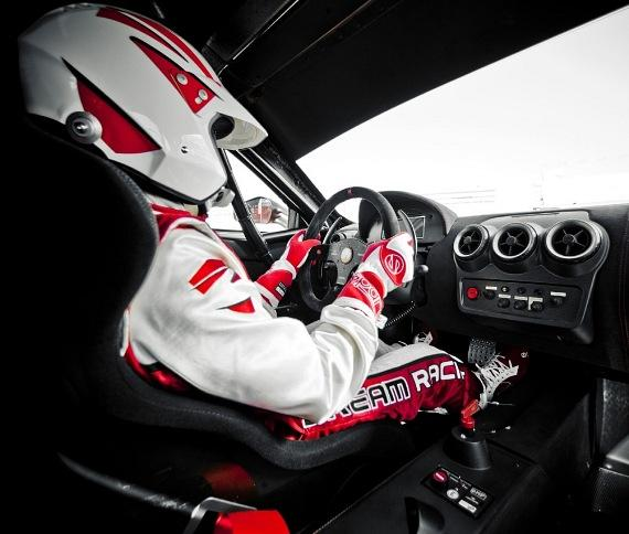 The Dream Racing Experience: Full Throttle
