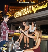 The Deck at Chateau Nightclub & Rooftop Introduces Laid-Back Party Spot Overlooking The Strip