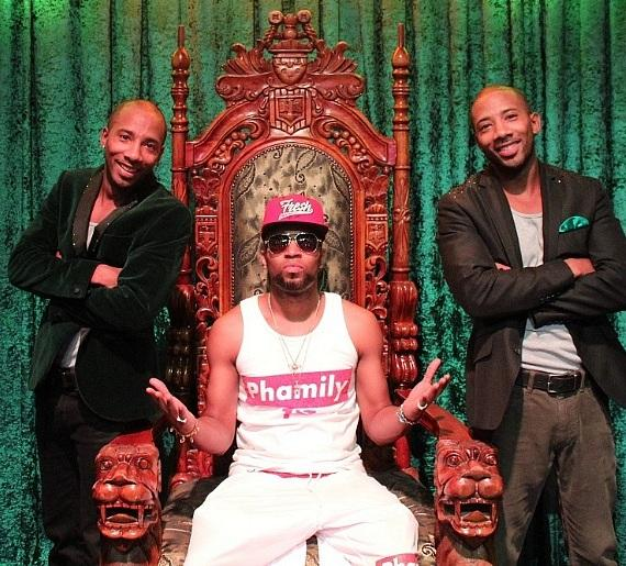 Drumma Boy attends ABSINTHE at Caesars Palace
