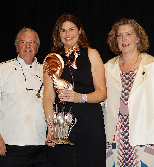 Local Restaurateur Elizabeth Blau Receives Big Foodie Honor