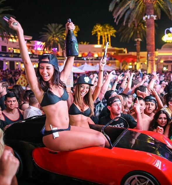 """Encore Beach Club at Night"" at Wynn Las Vegas Launches with Skrillex on April 28 and Dillon Francis on April 29"