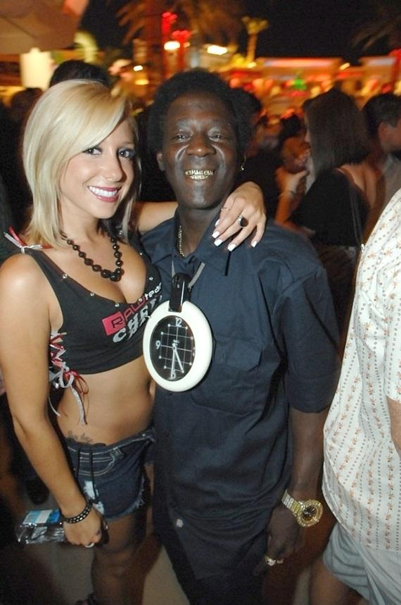 Flavor Flav at Encore Beach Club