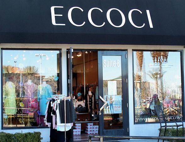 """Find Your Fall Look for 2013"" at ECCOCI Boca Park July 27"