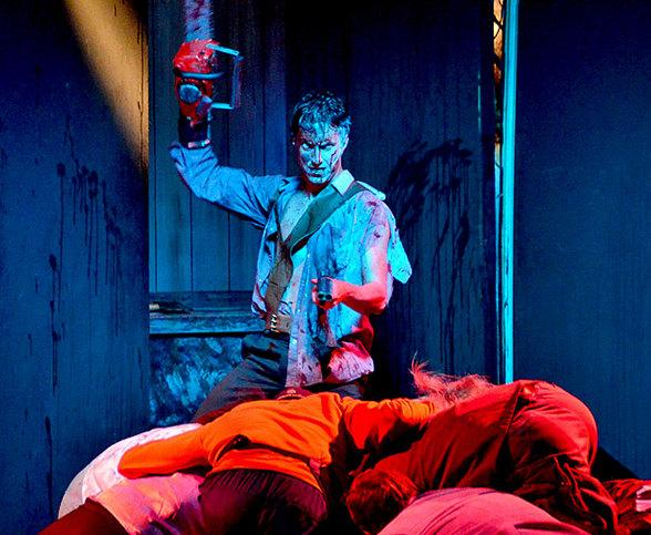 Insurgo Theater to Host SMP's 'Evil Dead The Musical' at The Plaza