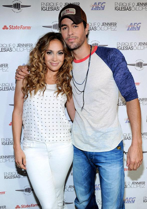 Enrique Iglesias & Jennifer Lopez tour to hit Mandalay Bay Events Center August 18