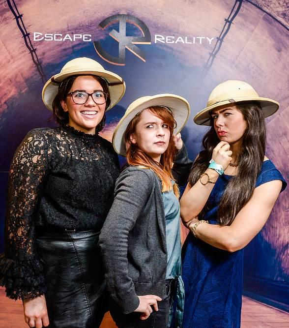 Escape Reality to Launch First U.S. Location in Vegas with Seven Movie and Pop Culture-Themed Escape Rooms June 6