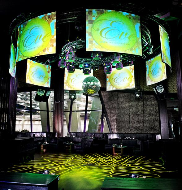 Get Lucky at Eve Nightclub