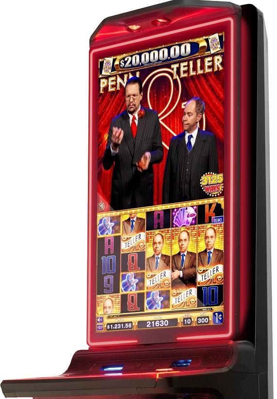 The Penn & Teller slot games will roll-out this week to other Caesars Entertainment resorts on the Las Vegas Strip, including Harrah's Las Vegas, Caesars Palace, Flamingo Las Vegas, Bally's Las Vegas and Planet Hollywood Resort & Casino.