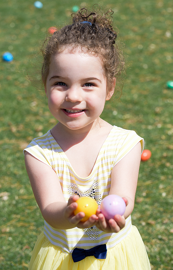 Project Sunshine Nevada Presents Easter Egg Hunt for Children with Special Needs