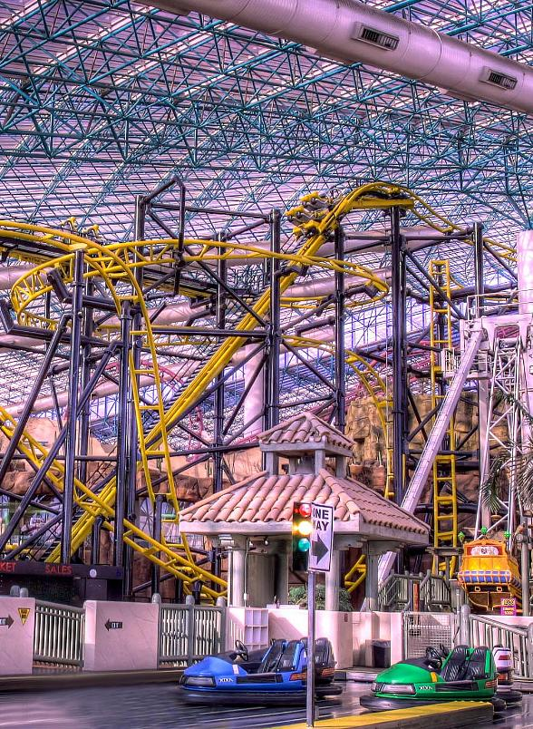 El Loco Roller Coaster Opens at The Adventuredome Feb. 18