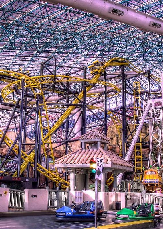 El Loco at The Adventuredome at Circus-Circus