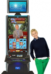 "IGT Inspires the Gaming World to ""Laugh Dance Play"" with The Ellen Degeneres Show Video Slots"