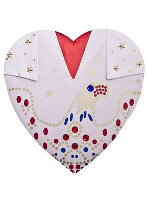 Elvis Rhinestone Jacket Chocolate Box