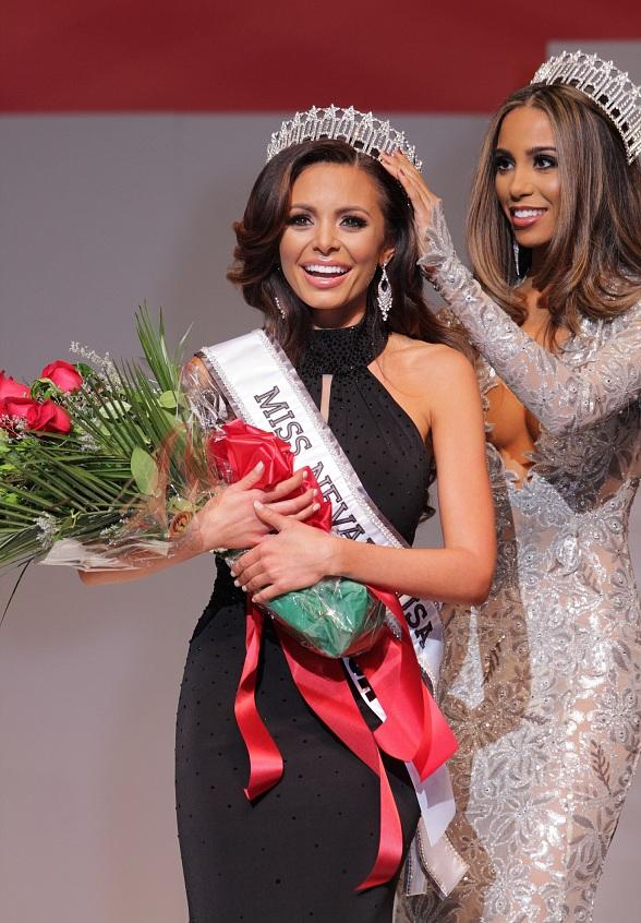 "Miss Nevada USA Organization Crowns ""2016 Miss Nevada USA"" and ""2016 Miss Nevada Teen USA"""