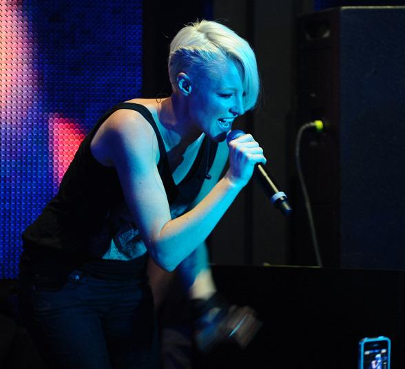 Emma Hewitt at Marquee Nightclub