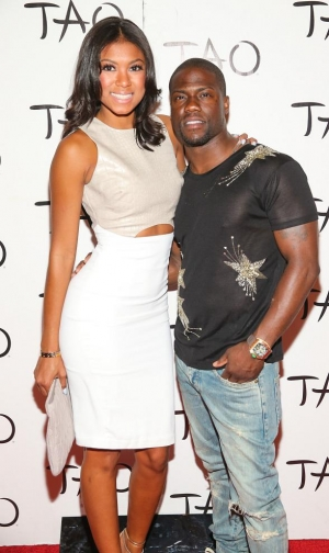 Nas, Kevin Hart, Taraji P Henson, Eniko Parrish, Fabolous and more at TAO & Marquee