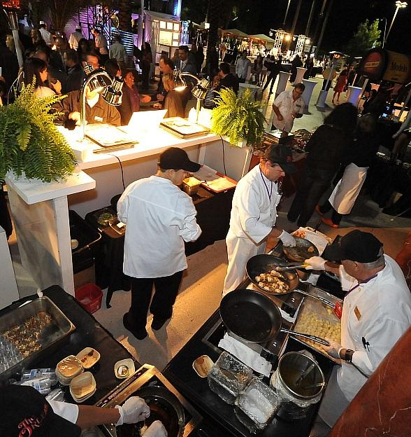 Epicurean Charitable Foundation Announces M.E.N.U.S. 2015 at Mandalay Bay Resort & Casino